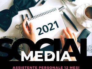 Promozione digitale - assistente social 12 mesi - MRadio servizi
