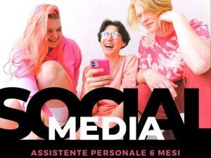 Promozione digitale - assistente social 6 mesi - MRadio servizi
