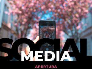 Apertura profilo social - servizi MRadio