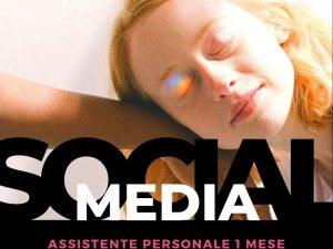 Promozione digitale - assistente social 1 mese - MRadio servizi